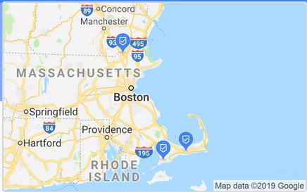 Ottermoon Google Maps Image